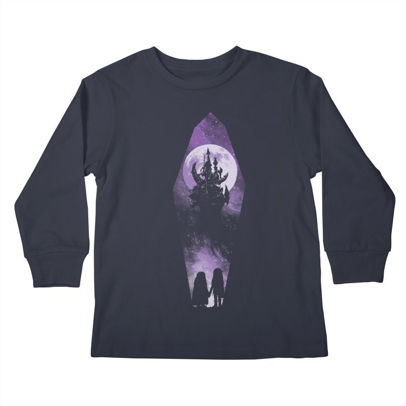 The Prophecy Kids Longsleeve T-Shirt by Daletheskater