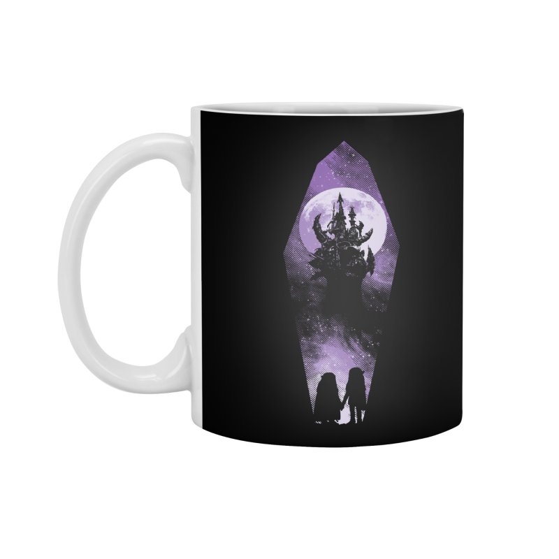 The Prophecy Accessories Mug by Daletheskater