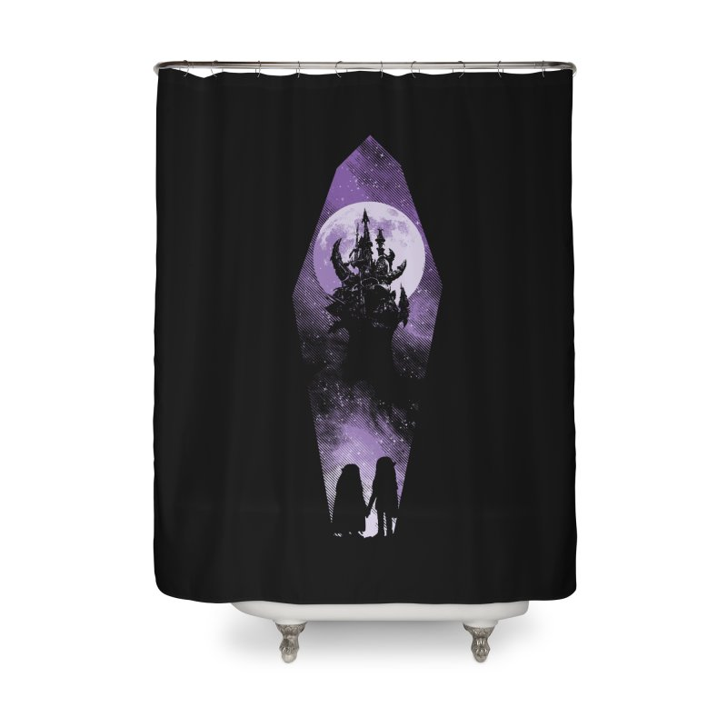 The Prophecy Home Shower Curtain by Daletheskater