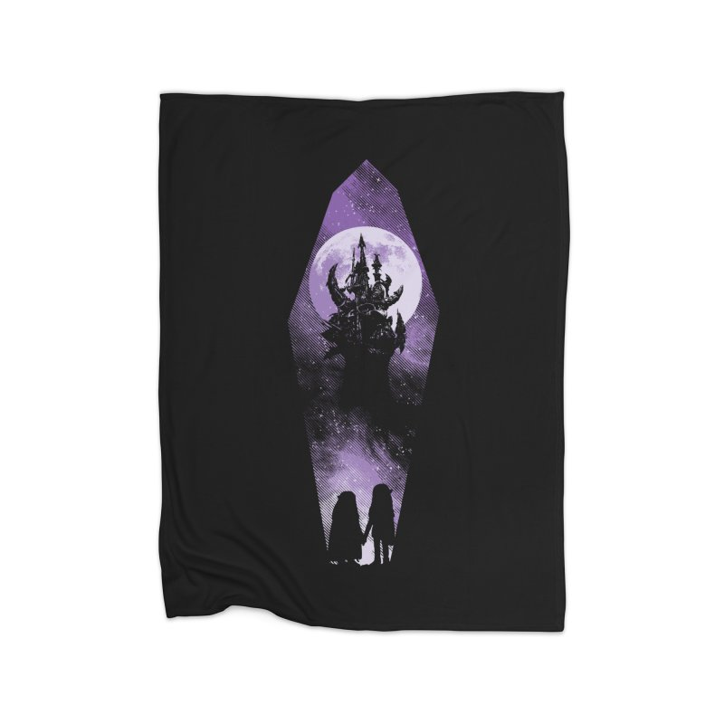 The Prophecy Home Blanket by Daletheskater