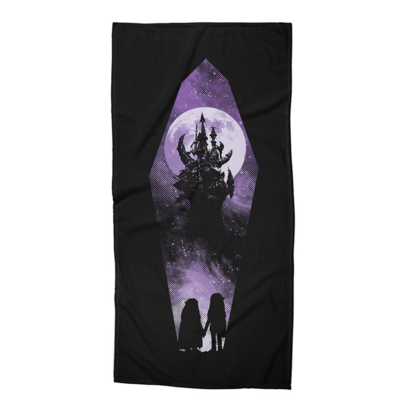 The Prophecy Accessories Beach Towel by Daletheskater