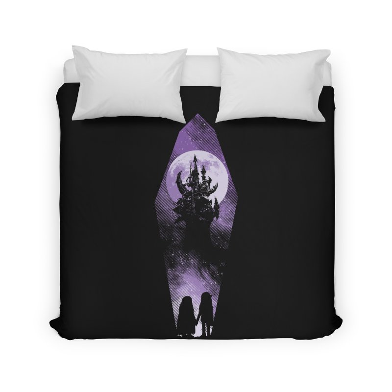 The Prophecy Home Duvet by Daletheskater