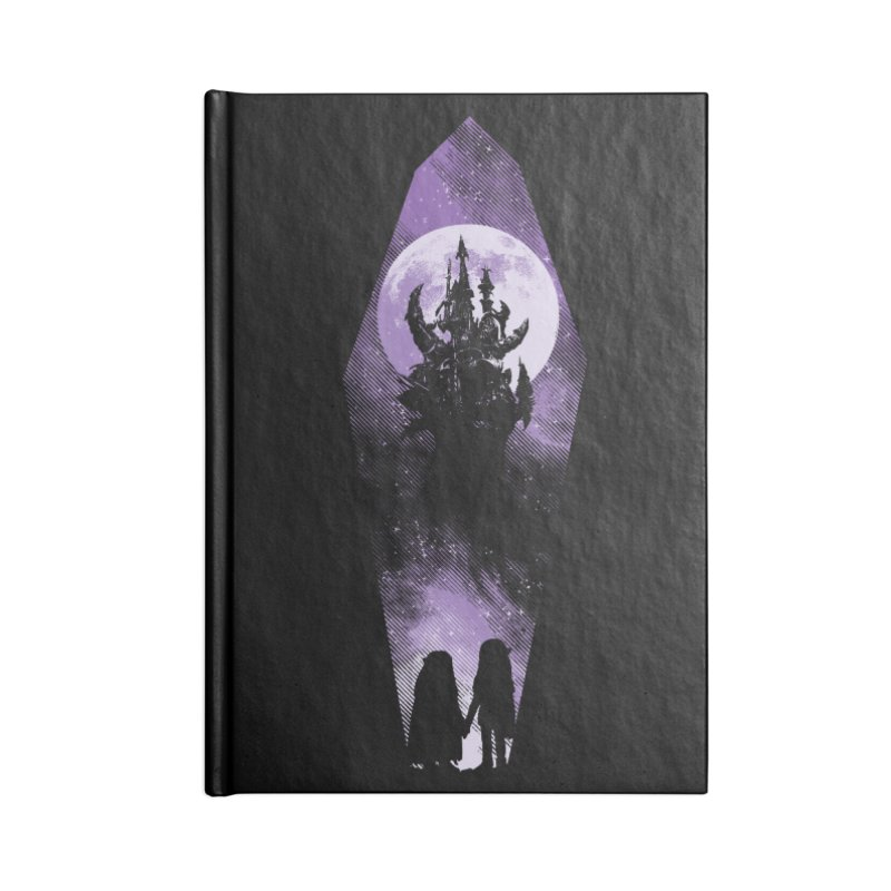 The Prophecy Accessories Notebook by Daletheskater