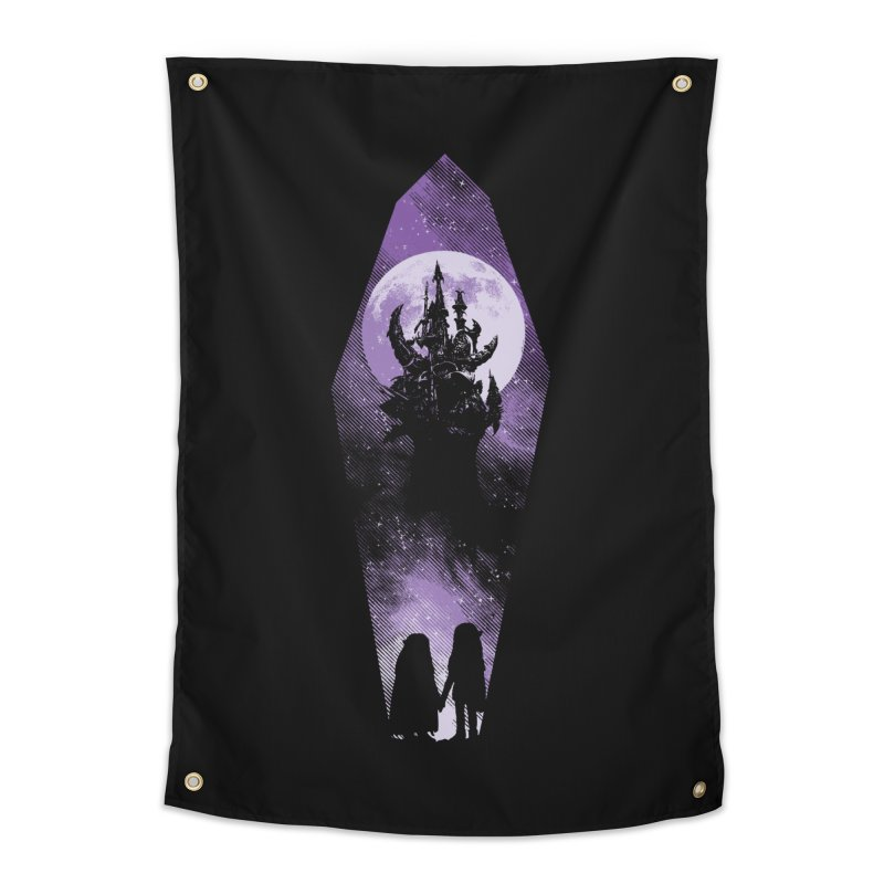 The Prophecy Home Tapestry by Daletheskater