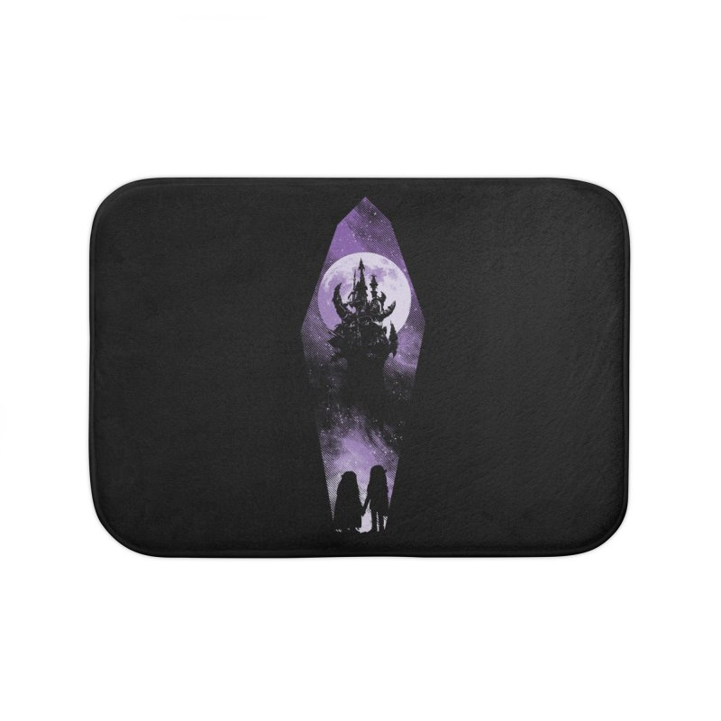 The Prophecy Home Bath Mat by Daletheskater
