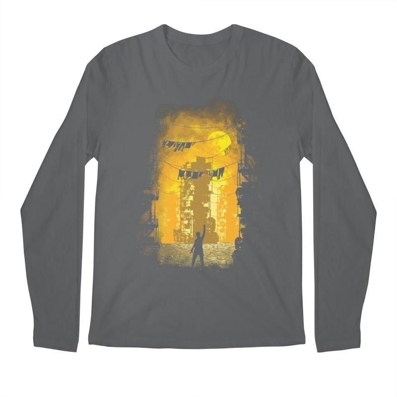 Gamers Paradise Men's Longsleeve T-Shirt by Daletheskater