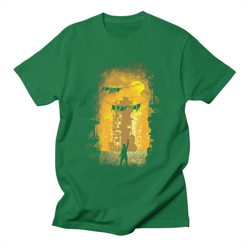 Gamers Paradise Men's Regular T-Shirt by Daletheskater