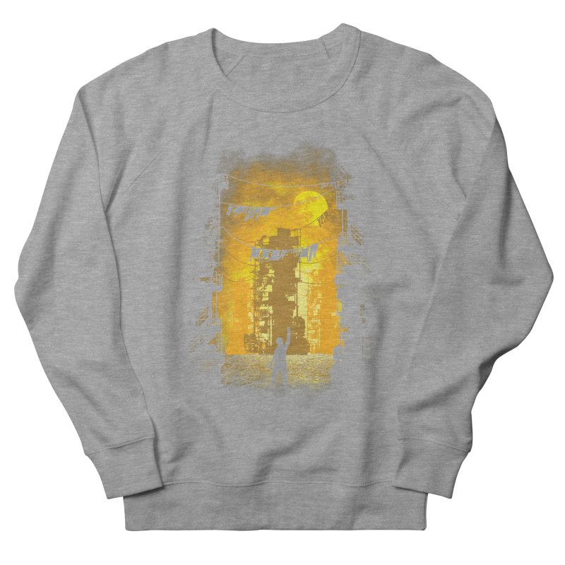 Gamers Paradise Men's French Terry Sweatshirt by Daletheskater