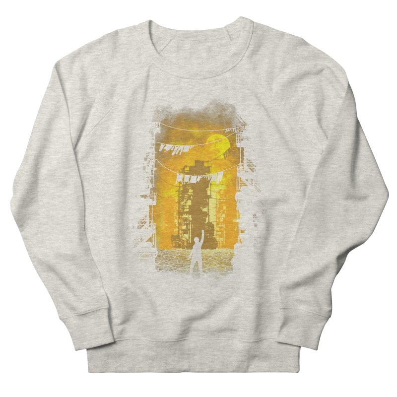 Gamers Paradise Men's Sweatshirt by Daletheskater