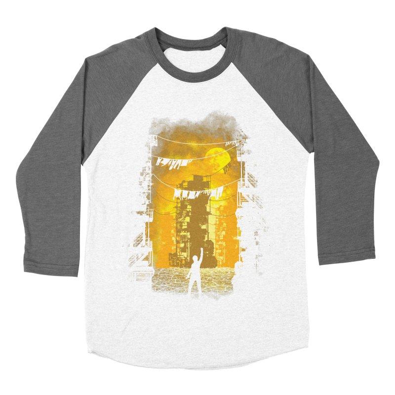 Gamers Paradise Women's Baseball Triblend Longsleeve T-Shirt by Daletheskater