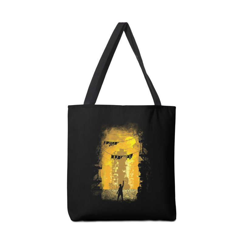 Gamers Paradise Accessories Bag by Daletheskater