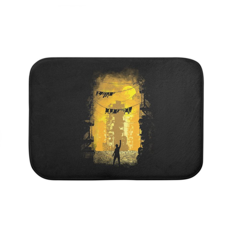Gamers Paradise Home Bath Mat by Daletheskater