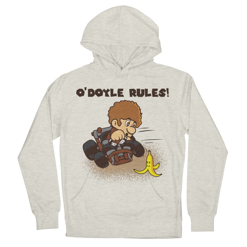 O'Doyle Rules Women's French Terry Pullover Hoody by Daletheskater