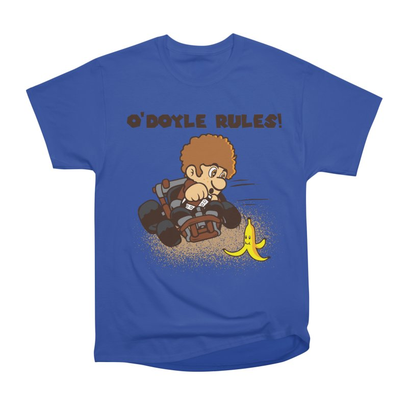 O'Doyle Rules Men's Heavyweight T-Shirt by Daletheskater
