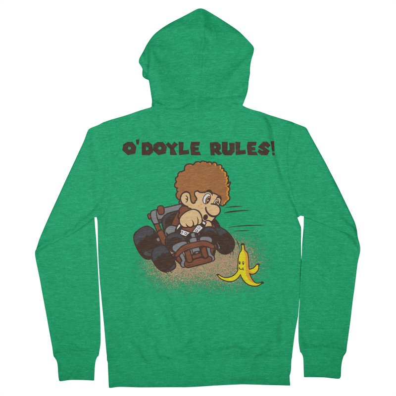 O'Doyle Rules Women's French Terry Zip-Up Hoody by Daletheskater