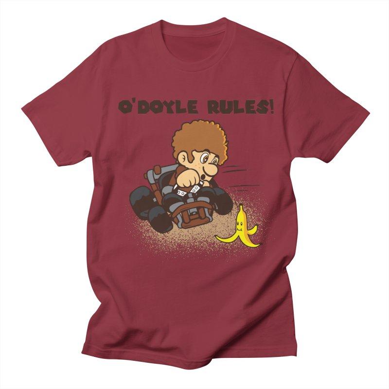 O'Doyle Rules Women's Unisex T-Shirt by Daletheskater