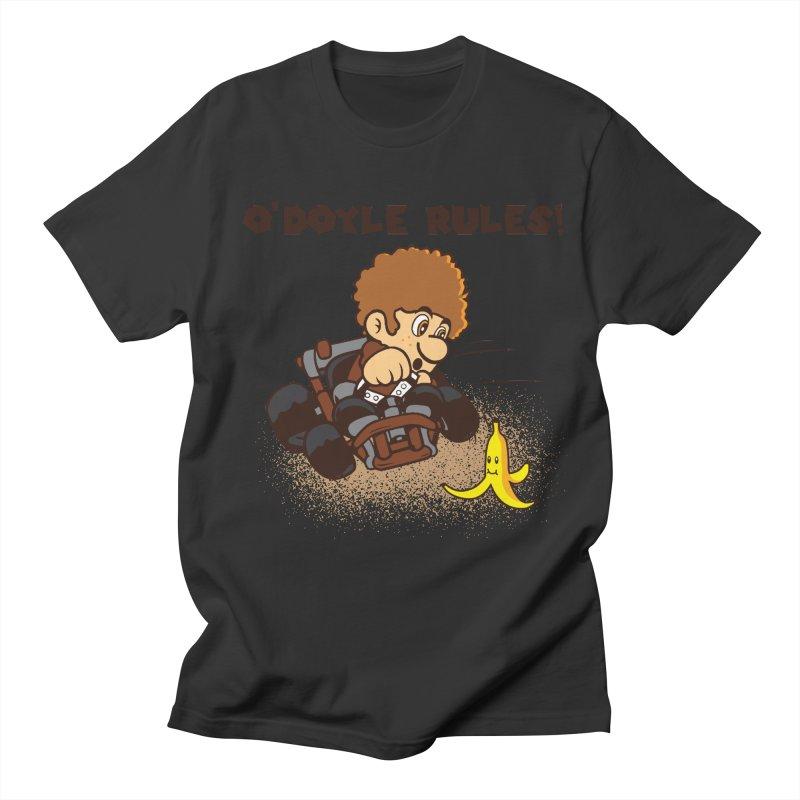 O'Doyle Rules Men's Regular T-Shirt by Daletheskater