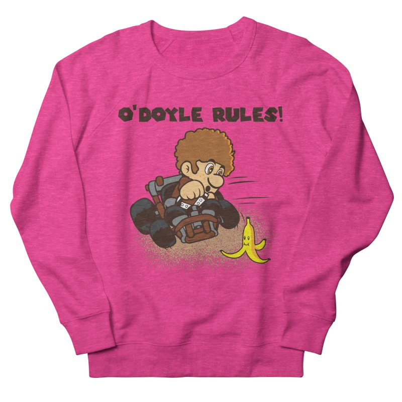 O'Doyle Rules Women's French Terry Sweatshirt by Daletheskater