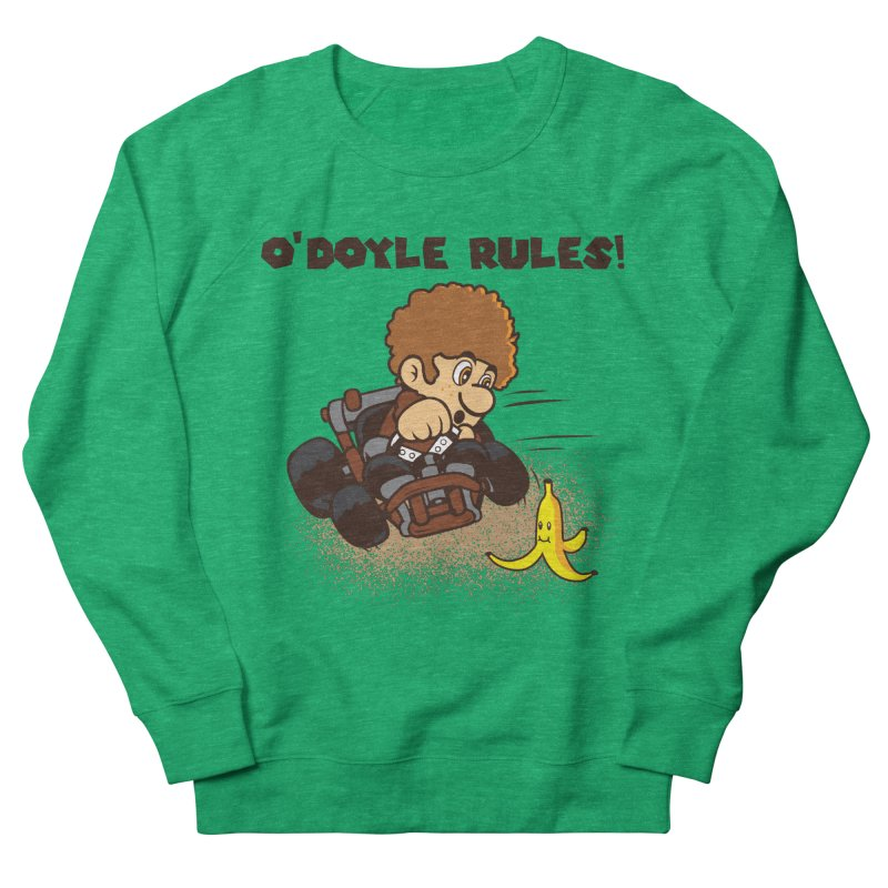 O'Doyle Rules Men's French Terry Sweatshirt by Daletheskater