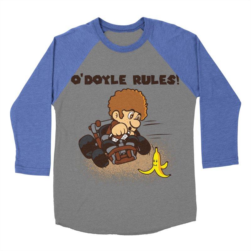 O'Doyle Rules Women's Baseball Triblend Longsleeve T-Shirt by Daletheskater