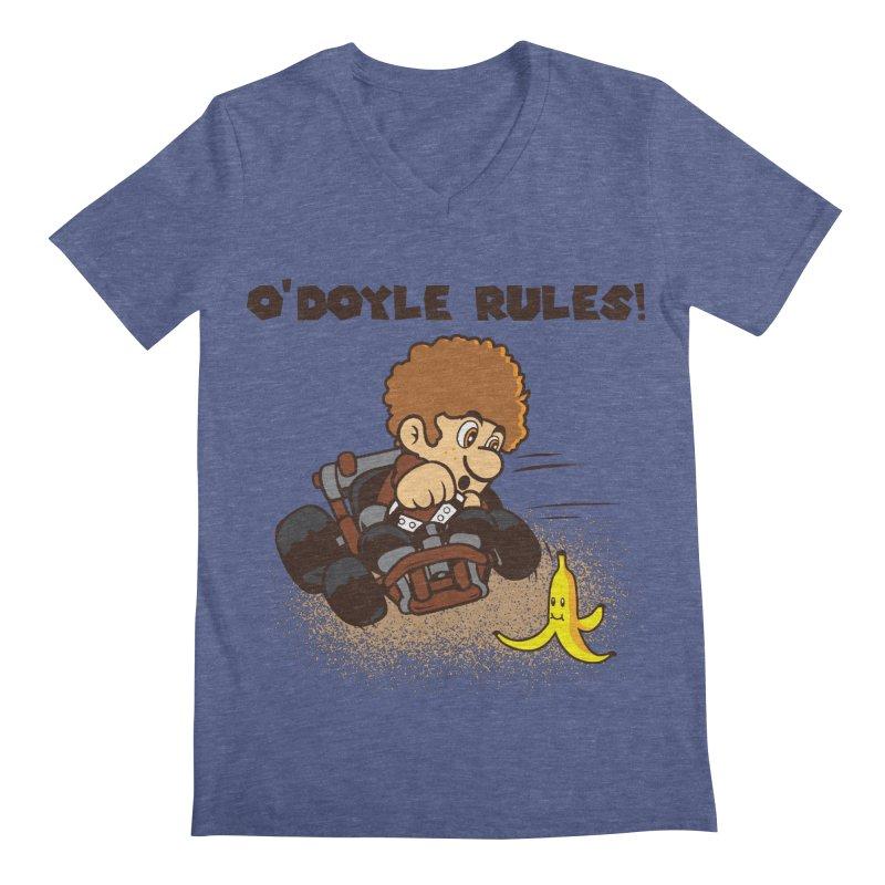 O'Doyle Rules Men's Regular V-Neck by Daletheskater