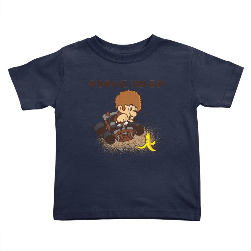 O'Doyle Rules Kids Toddler T-Shirt by Daletheskater