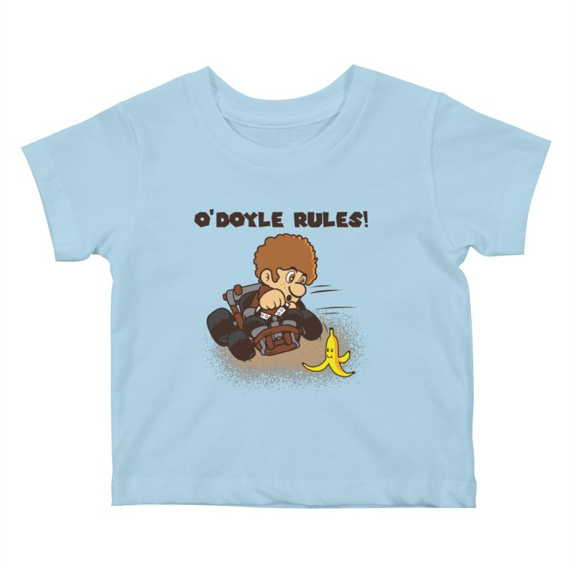 O'Doyle Rules Kids Baby T-Shirt by Daletheskater