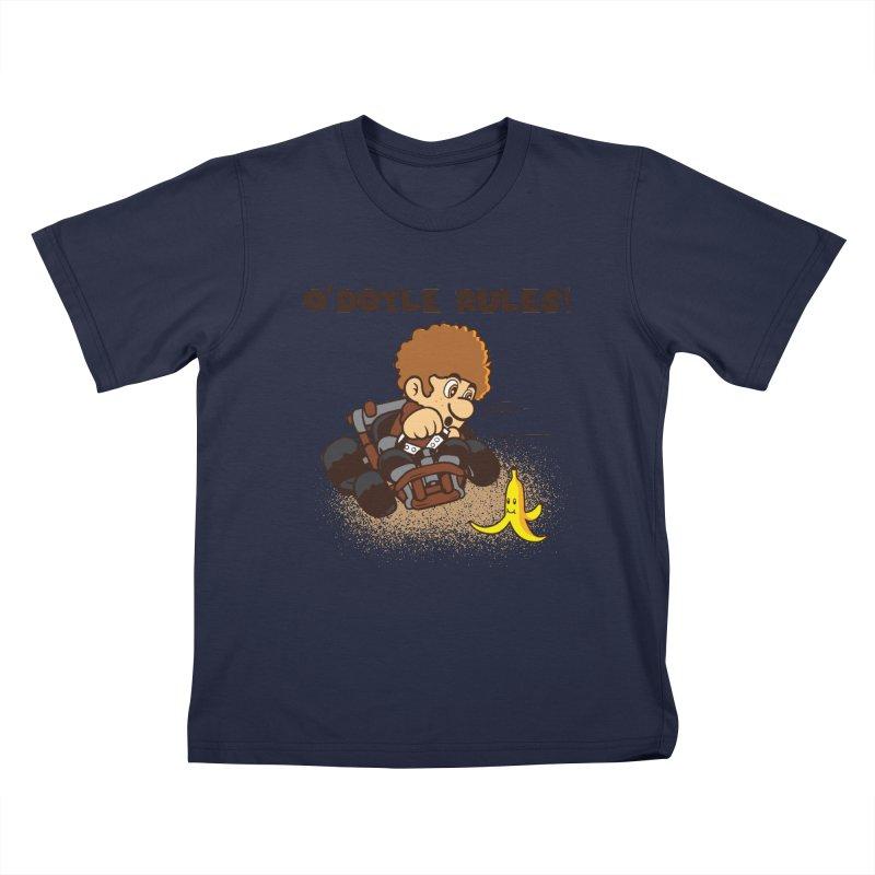 O'Doyle Rules Kids T-Shirt by Daletheskater