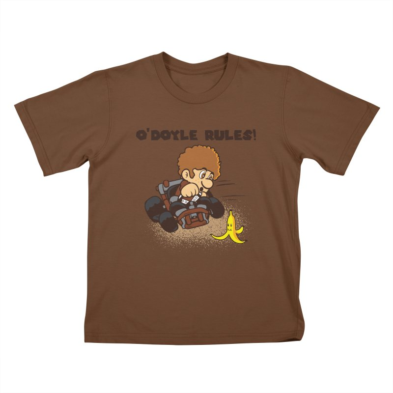 O'Doyle Rules Kids T-Shirt by Daletheskater