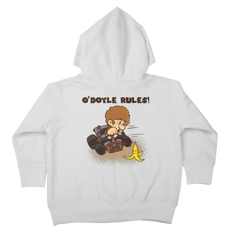 O'Doyle Rules Kids Toddler Zip-Up Hoody by Daletheskater