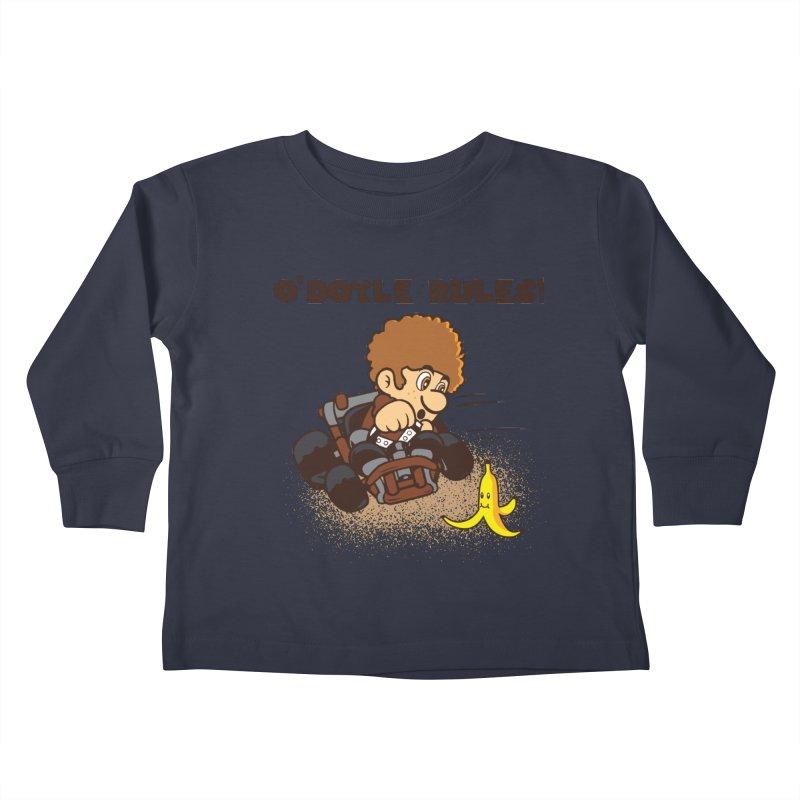 O'Doyle Rules Kids Toddler Longsleeve T-Shirt by Daletheskater