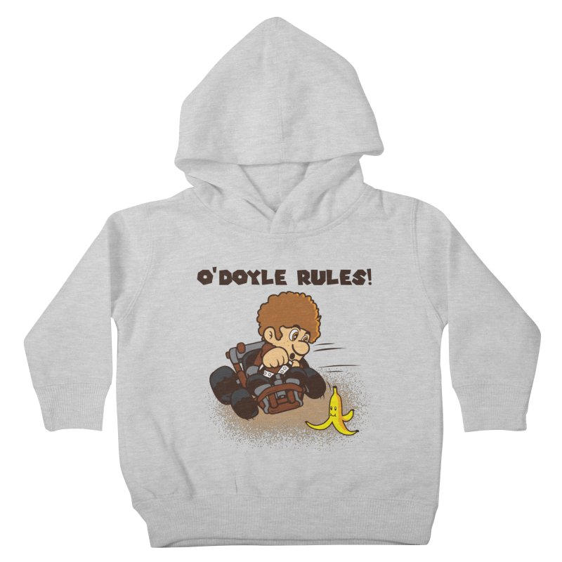 O'Doyle Rules Kids Toddler Pullover Hoody by Daletheskater