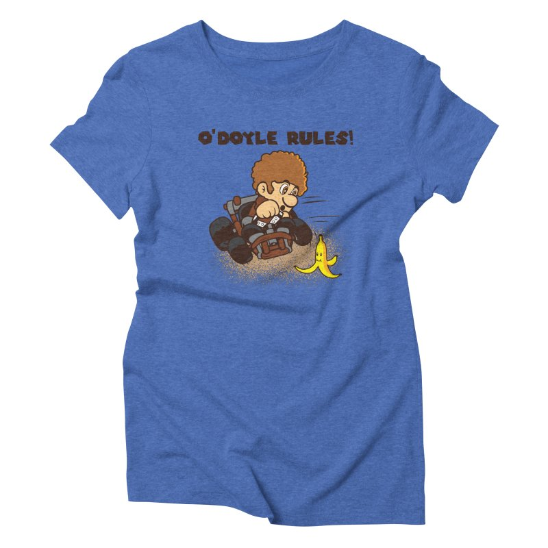 O'Doyle Rules Women's Triblend T-Shirt by Daletheskater