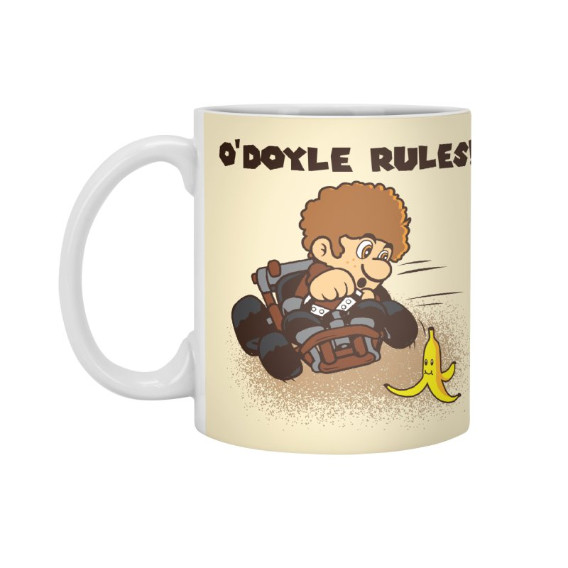 O'Doyle Rules Accessories Mug by Daletheskater