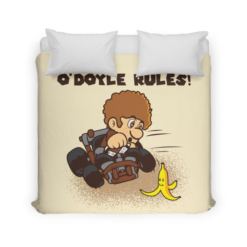 O'Doyle Rules Home Duvet by Daletheskater