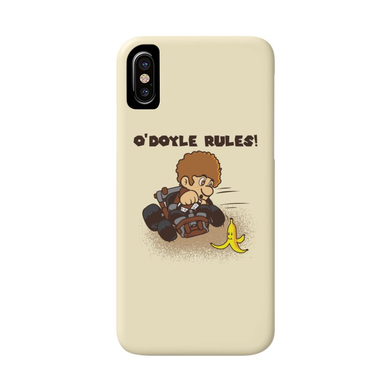 O'Doyle Rules Accessories Phone Case by Daletheskater