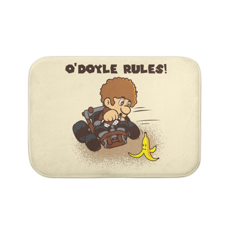 O'Doyle Rules Home Bath Mat by Daletheskater