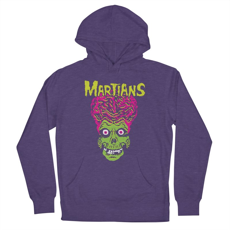 Martians Men's Pullover Hoody by Daletheskater