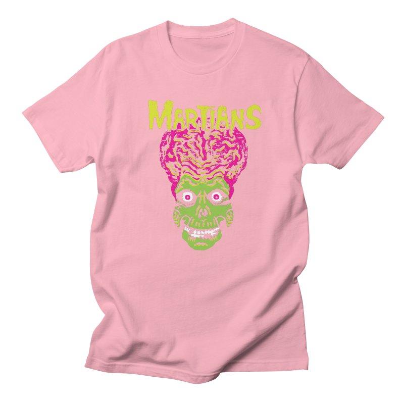 Martians Women's Unisex T-Shirt by Daletheskater