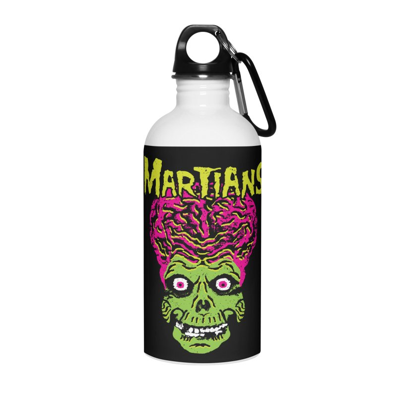 Martians Accessories Water Bottle by Daletheskater