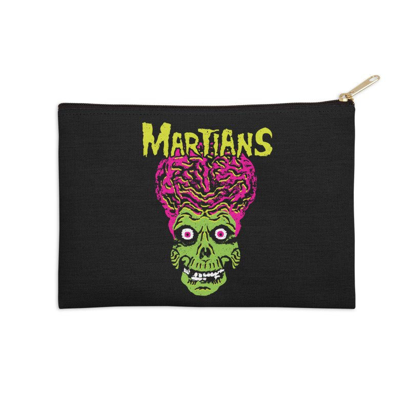 Martians Accessories Zip Pouch by Daletheskater