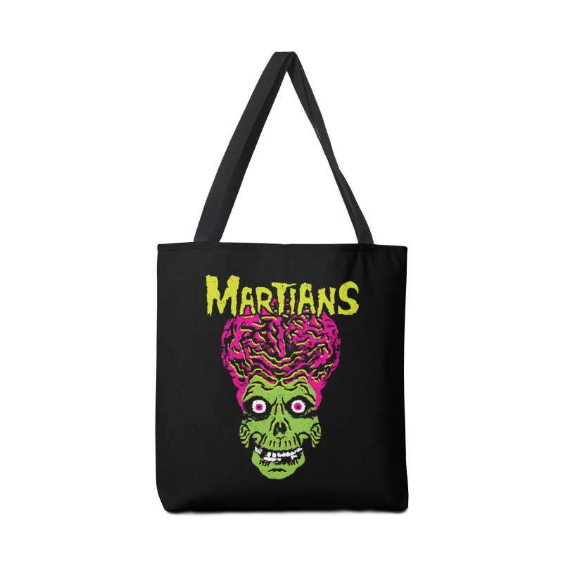 Martians Accessories Bag by Daletheskater
