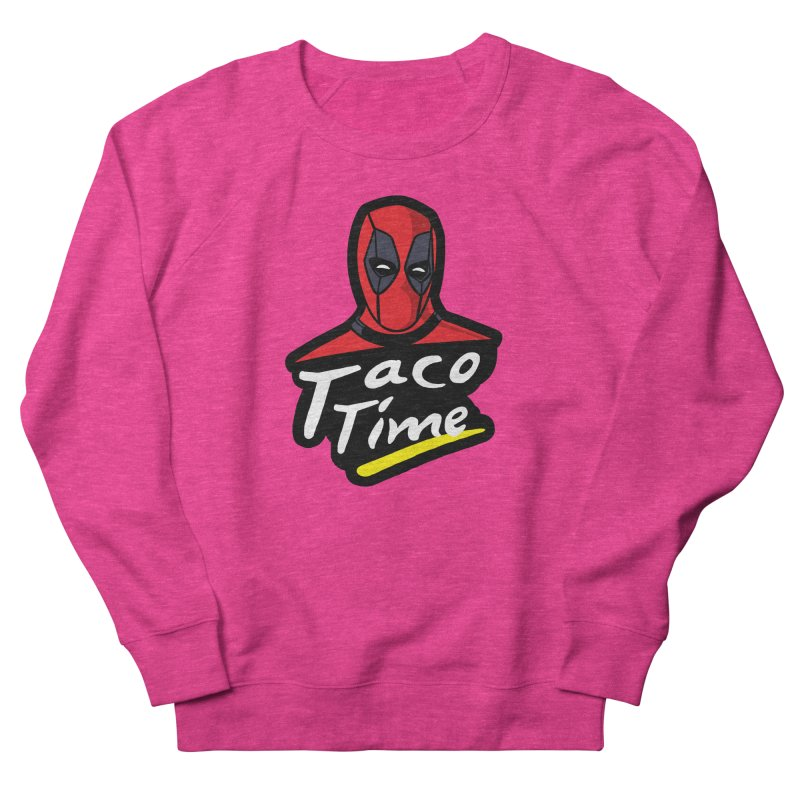 Taco Time Women's Sweatshirt by Daletheskater