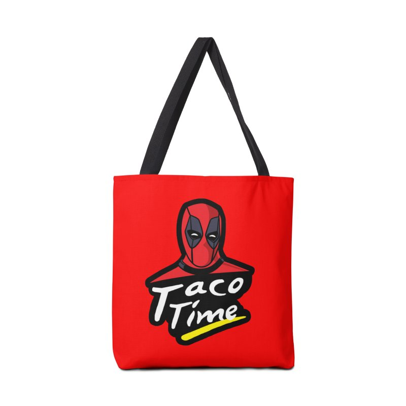 Taco Time Accessories Bag by Daletheskater