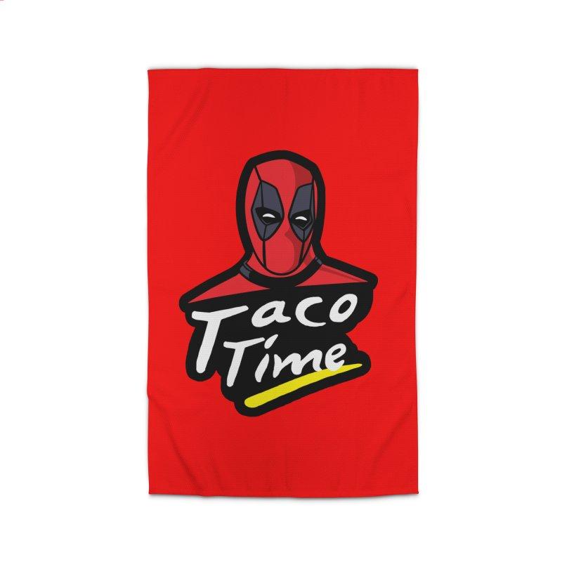 Taco Time Home Rug by Daletheskater