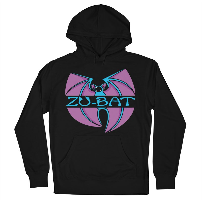 Zu-Bat Women's French Terry Pullover Hoody by Daletheskater
