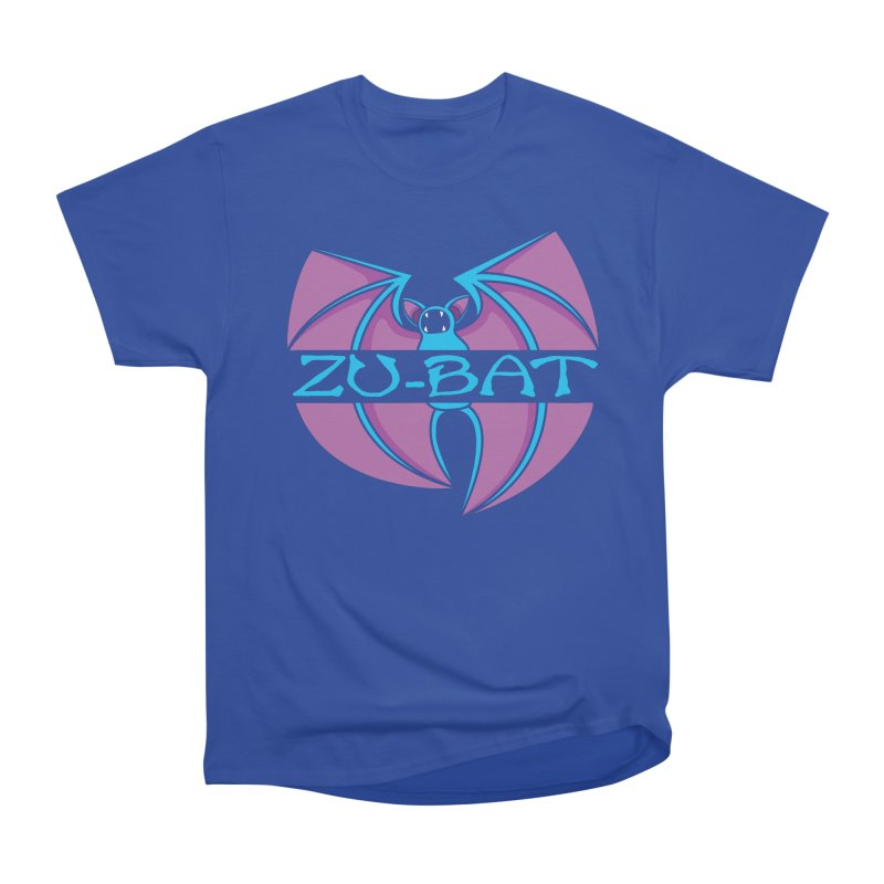 Zu-Bat Men's Heavyweight T-Shirt by Daletheskater