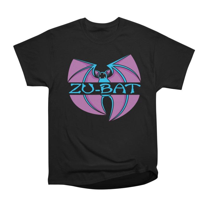 Zu-Bat Women's Heavyweight Unisex T-Shirt by Daletheskater
