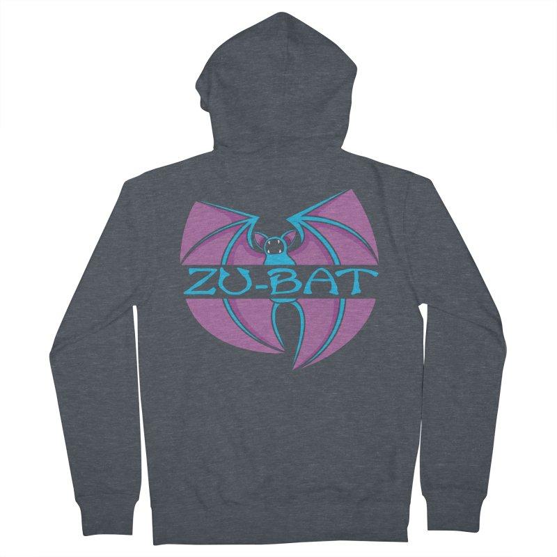 Zu-Bat Women's French Terry Zip-Up Hoody by Daletheskater
