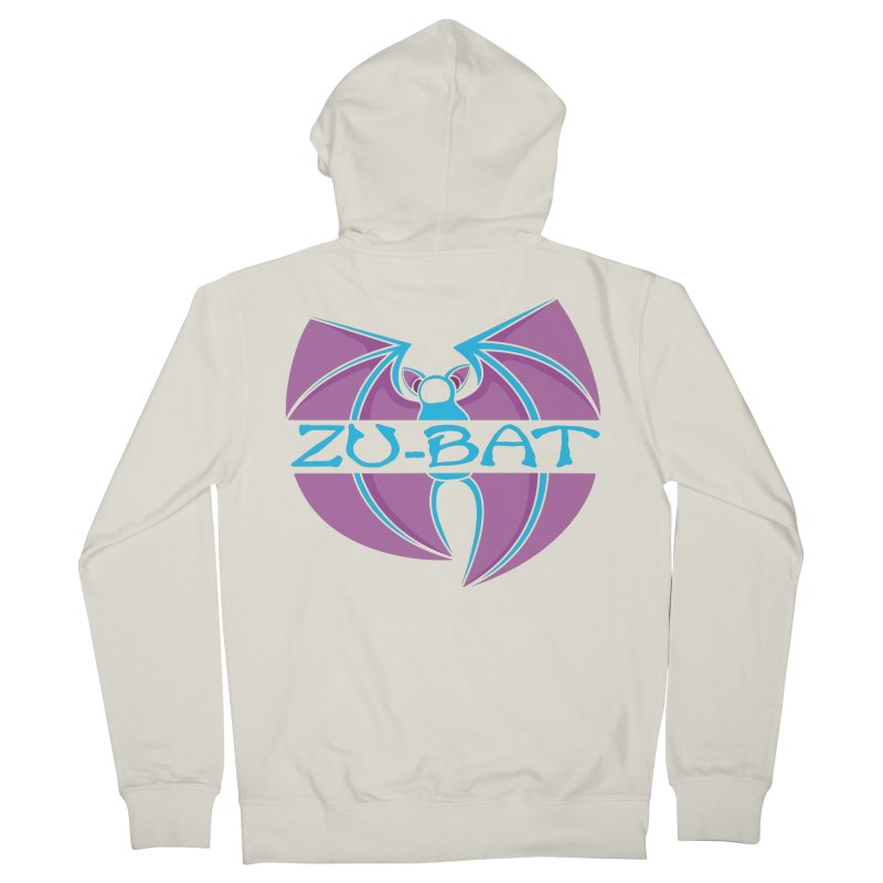 Zu-Bat Women's Zip-Up Hoody by Daletheskater